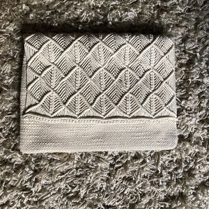 Handbags - Macrame Linen Clutch